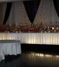 2014 Trophy Table